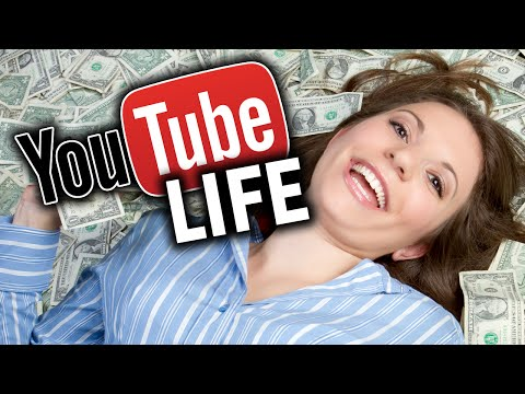 A DAY IN THE LIFE OF A YOUTUBER!