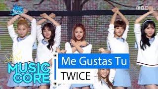 Video [Special stage] TWICE - Me Gustas Tu, 트와이스 - 오늘부터 우리는 Show Music core 20160416 MP3, 3GP, MP4, WEBM, AVI, FLV Februari 2018