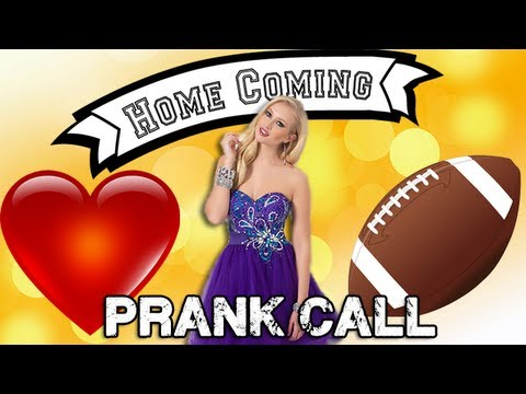 Mitch's Homecoming Date Prank Call