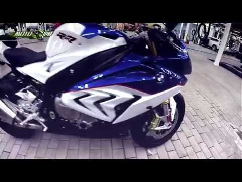 BMW S1000RR Review & Test Super Bike 999 Cc