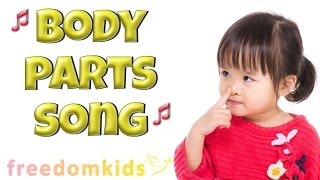 Freedom Kids Music Videos!  Christian kids praise & worship songs...teaching children the Word through music!BODY PARTS SONGhttp://www.freedomkids.org/Freedom Kids is a Biblically based learning program that introduces children to Bible Words and Scripture.  Great teaching and learning resource for churches, parents and children.