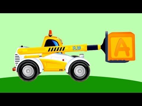 Онлайн видео мультфильмы про машинки