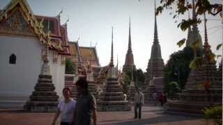 Bangkok Attractions - Wat Pho