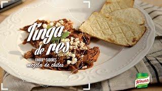 Tinga de Res Knorr® Sabores Mezcla de Chiles