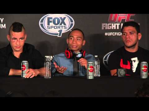 Fight Night Albuquerque: Post Fight Press Conference Highlights