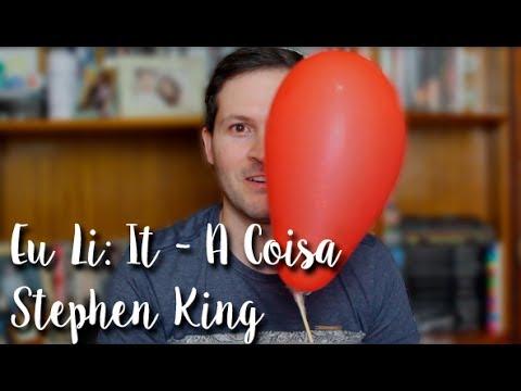 Eu Li: It - A Coisa - Stephen King