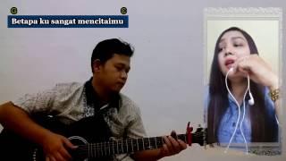 (Trio Elexis) Jangan Salah Menilaiku - NieL Feat. Mj Cover