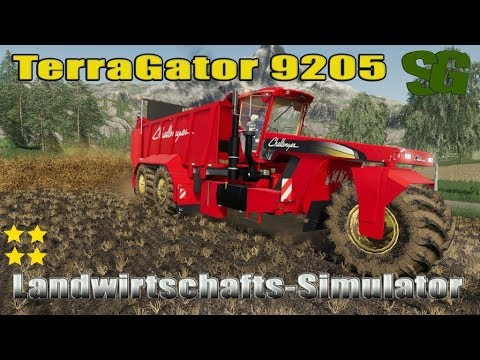 TerraGator 9205 v1.0.0.0