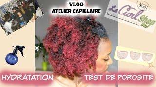 VLOG || Hydratation & Porosité capillaire: Découvrez ma nouvelle vidéo !