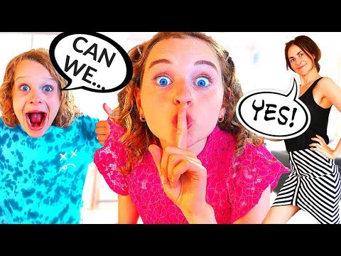 PARENTS CAN'T SAY NO!! PART 2 - EXTREME REVENGE - KIDS IN CHARGE FOR 24 HOURS | The Norris Nuts