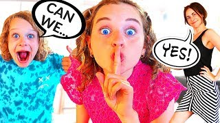 PARENTS CAN'T SAY NO!! PART 2 - EXTREME REVENGE - KIDS IN CHARGE FOR 24 HOURS   The Norris Nuts