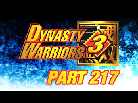 Let's Perfect Dynasty Warriors 3 Part 217: Jiang Wei Part 5