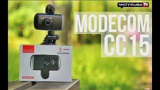 Wideorejestrator Modecom CC15 - test