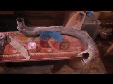 Уаз буханка шноркель своими руками фотка