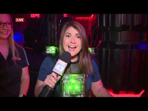 Father's Day fun at the Carlisle Sports Emporium: Laser Tag