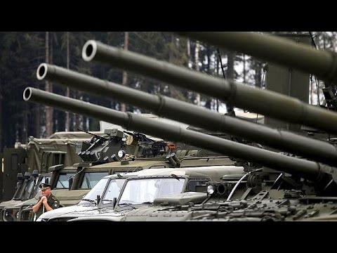 Ρωσία: Νέα κούρσα πυρηνικών εξοπλισμών ανακοίνωσε ο Πούτιν