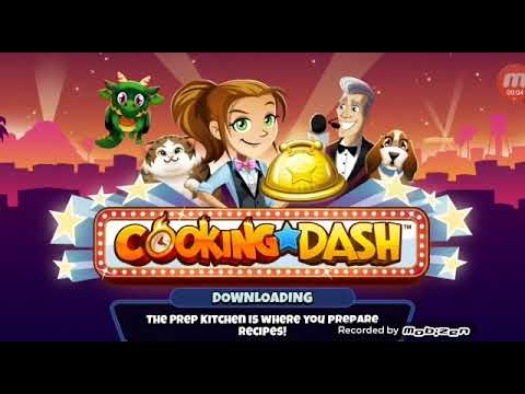 COOKING DASH MOD GAME OFFLINE
