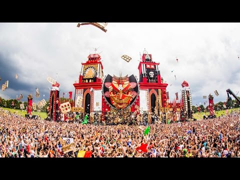 Defqon.1 Weekend Festival 2014 | POWER HOUR (видео)