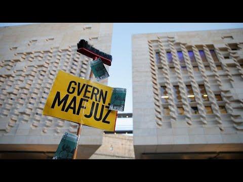 Malta: Massive Proteste gegen Regierungschef Muscat - ...