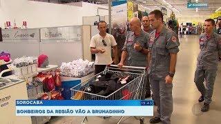 Bombeiros da região de Sorocaba vão a Brumadinho reforçar equipes de buscas