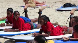 Murgon Australia  city images : Noosa Buoyed Up Indigenous Program - Murgon State School Dec 2014 (short)