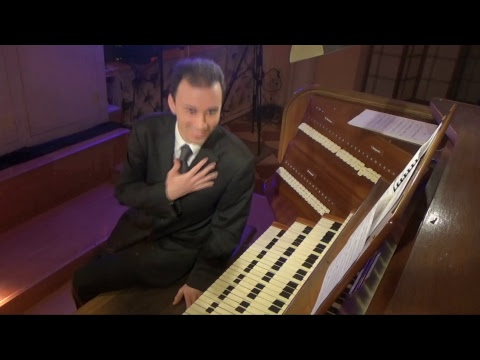Музыка соборов мира (орган,Италия)   Прямая трансляция концерта в Соборе 29.03.2017