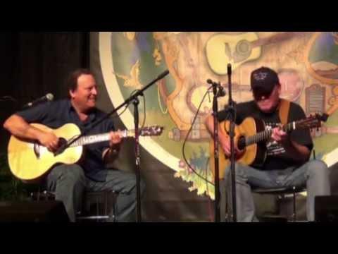 Steve Kaufman's Kamp presents Steve Kaufman and Robert Shafer performing Spinning Wheel
