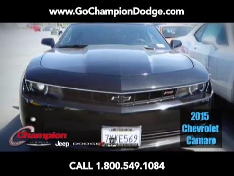 USED 2015 Chevy Camaro for Sale - Los Angeles, Cerritos, Downey, Long Beach CA - PREOWNED - CHEVROLET - Special
