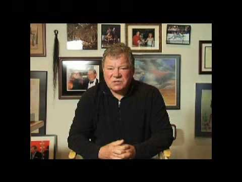 Shatner talks about his experience with tinnitus – UPDATED AS OF October 2009!