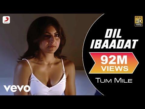 Dil Ibaadat Full Video - Tum Mile|Emraan Hashmi,Soha Ali Khan|Pritam|KK|Sayeed Quadri