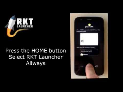Video of RKT Launcher