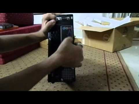 Dell Inspiron 660s Unboxing