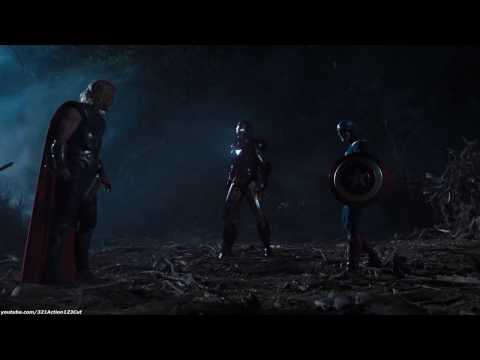 Avengers 1:Ironman Vs Thor Forest Battle
