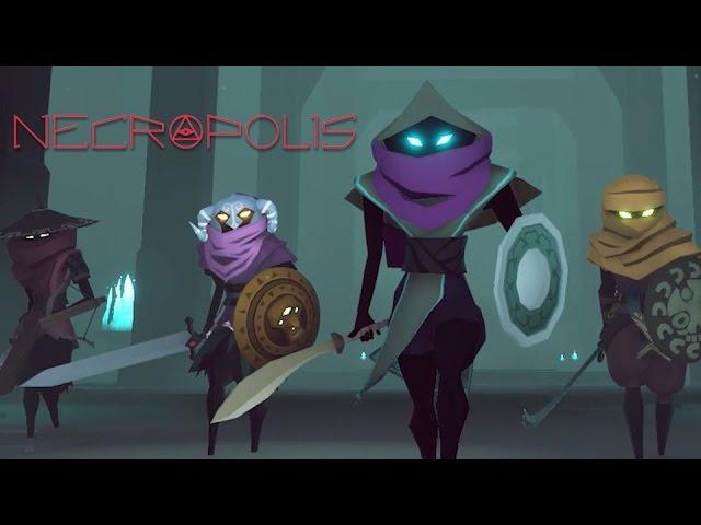 Видео к игре Necropolis