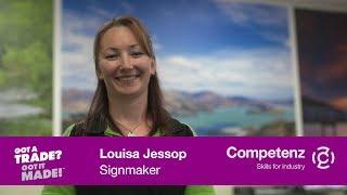 Louisa Jessop