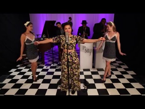 Hotline Bling - Vintage '40s Swing Drake Cover feat. Cristina Gatti