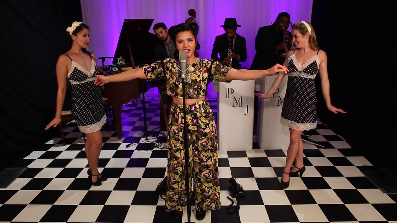 Hotline Bling – Vintage '40s Swing Drake Cover ft. Cristina Gatti