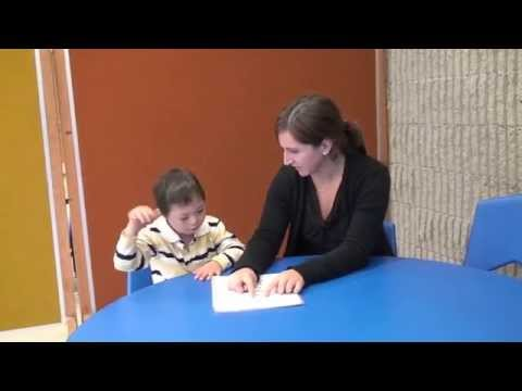 Watch video Down Syndrome: LP Method -Learning Strategies for Reading