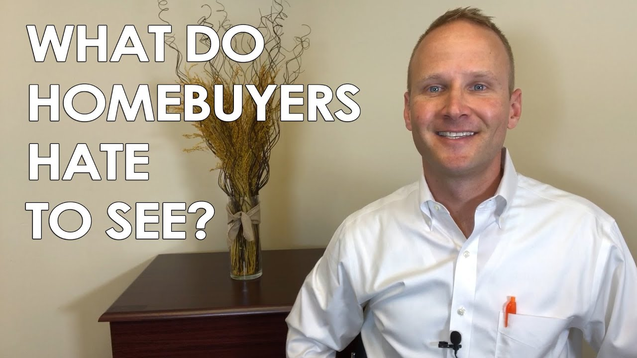 6 Homebuyer Turnoffs for Sellers to Avoid