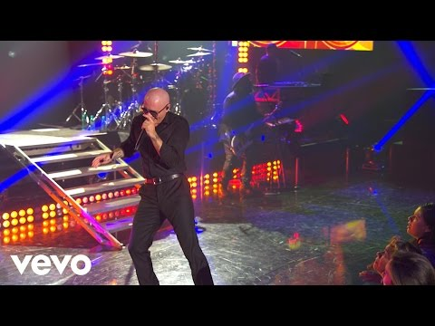 I Know You Want Me (Calle Ocho) (Live on - Pitbull