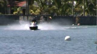 10. Sea Doo RXT-X 255 2009 TOP SPEED