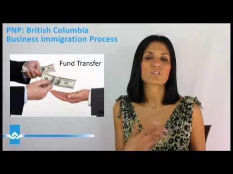 PNP British Columbia Business Immigration Process Video