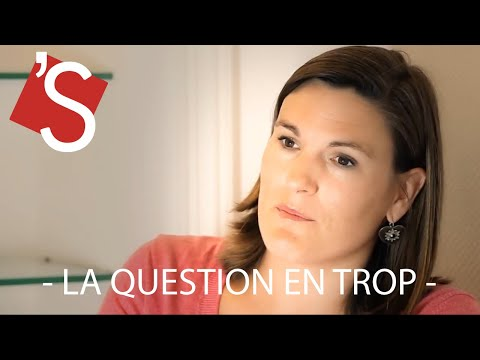 La Question en trop -  Aziliz de VEYRINAS -