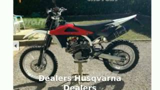 6. 2009 Husqvarna TE 250 - Specification & Details