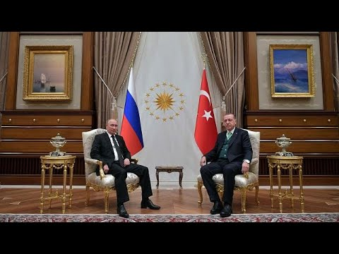 Poutine et Erdogan en symbiose pour fustiger Washington