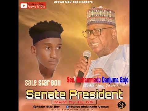 Kalli_Sabuwar_wakar_Sale Star Boii_-_Senator_Danjuma_Goje_for_Senate_President