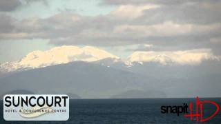 Mount Ruapehu Webcam Tuesday 19th October 2010