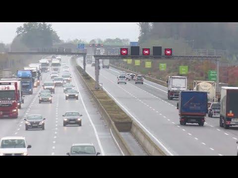 Automatische Tempobremse für Neuwagen ab 2022 geplant