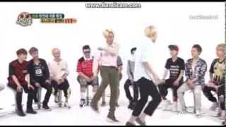 Download Video [EXO] Luhan Sehun Kai kicking butt MP3 3GP MP4