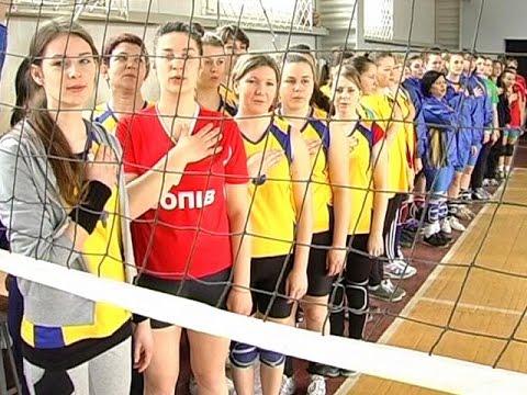 У Спасі провели турнір з жіночого волейболу